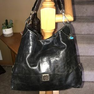 Dooney & Bourke Croco Leather Bag